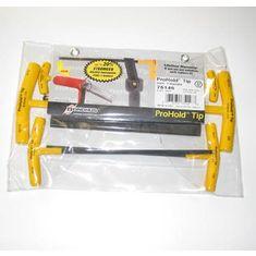 5/32-3/8 inch T-imbuszkulcs ProHold gömbvégű készlet PBTX60 - Bondhus - 75146