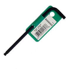 T20 Torx L-kulcs hosszú gömbvégű - Bondhus - 11720