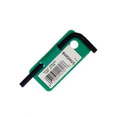 T27 Torx L-kulcs rövid egyenesvégű - Bondhus - 31727