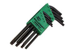 Torx L-kulcs készletek, L Torxkulcs készlet ár, méret és választék