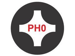 PH0 csavarhúzó ár, típus és méretválaszték