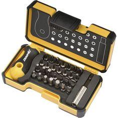 Bit 30 StrongBox Lapos-PZ-PH-Torx-Imbusz-Spanner bit készlet - Felo - 02073006