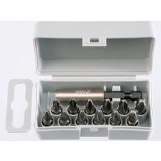 PZ-PH Profi Bit Box készlet C 6,3x25 mm - Felo - 02291016