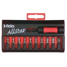 Torx AllStar bit készlet C 6,3x25 mm - Felo - 02690116