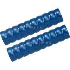 """2,5"""" 2x9 (18) szegmenses vákuumcső / elszívó cső (d=Ø 63,5mm, L=2x300mm) - Loc-Line - 81202"""