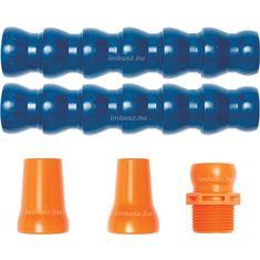 3/4 egyszerű összeszerelhető hűtőcső készlet (5 részes) - Loc-Line - 60513