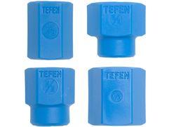 Tefen™ belsőmenetes/BB karmantyúk, szűkítő karmantyúk és csatlakozók