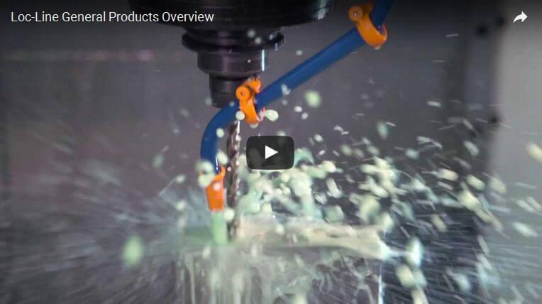 Loc-Line® Fleximodul csőrendszer általános felhasználási területei és bemutatása videó elérése
